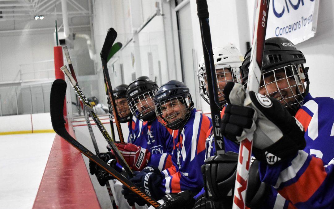 24 H de hockey : 3500 $ pour la FRAQ!