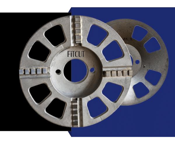 Le disque de parage FiTCUT
